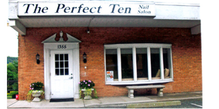 The perfect ten nail salon for A perfect 10 salon